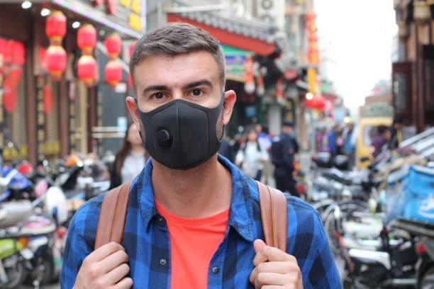 Protect yourself from the COVID-19 by wearing a mask