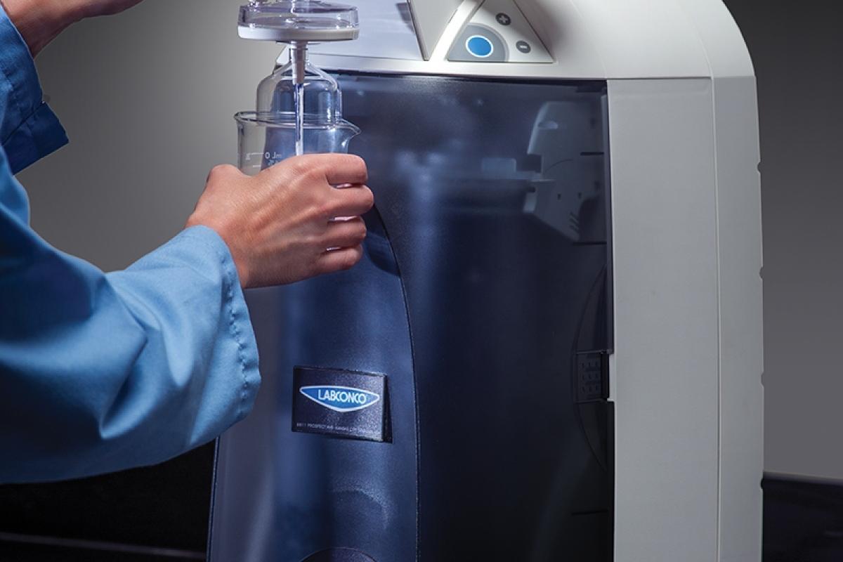 benchtop water purifier
