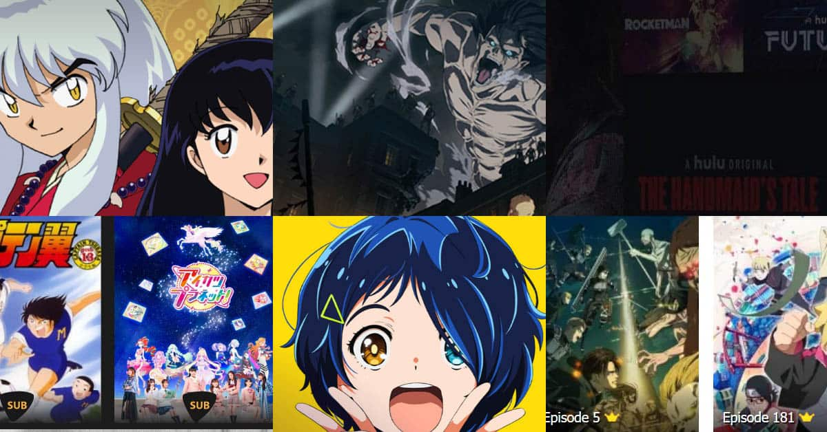 watch anime website